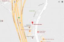 Maggio + Kattar San Diego Office Map
